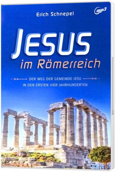Jesus im Römerreich - MP3-Hörbuch