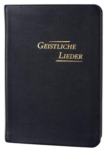 Geistliche Lieder - Kalbsleder - groß