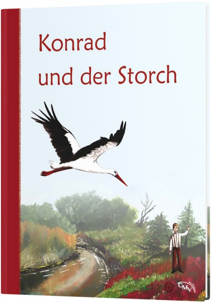 Konrad und der Storch