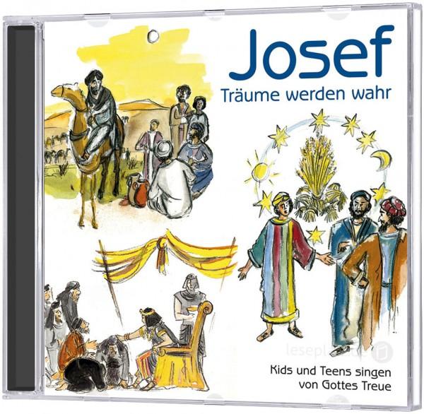 Josef - Träume werden wahr - CD