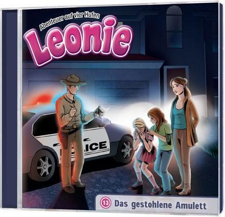 CD Leonie (13) - Das gestohlene Amulett