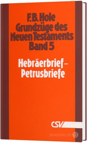 Grundzüge des Neuen Testaments - Band 5