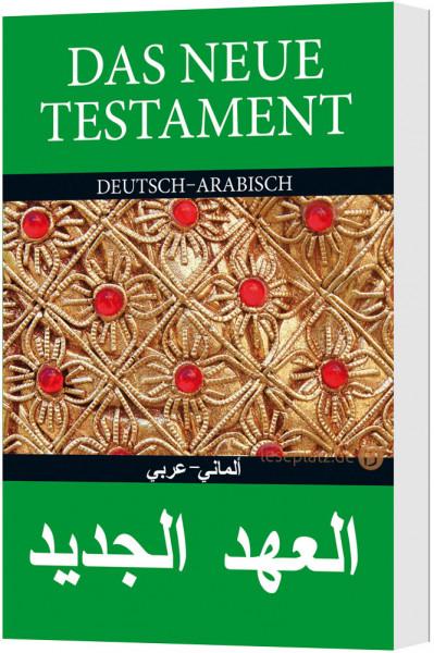 Das Neue Testament - Deutsch-Arabisch