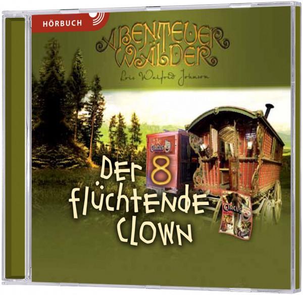 Der flüchtende Clown (8) - Hörbuch (MP3)