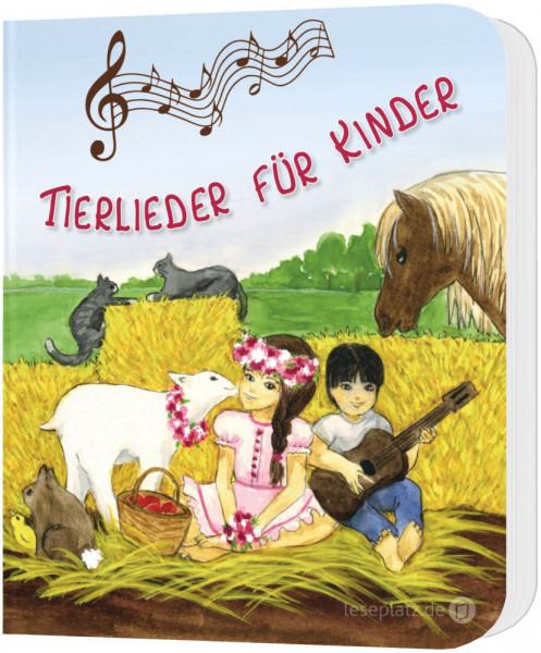 Tierlieder für Kinder - Pappbuch