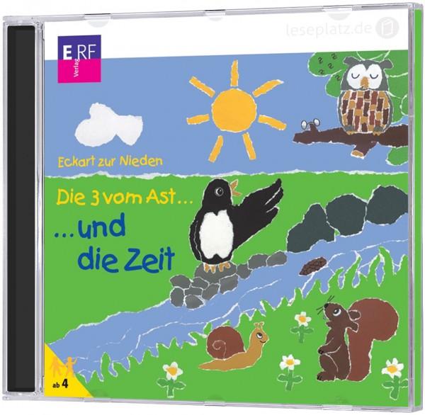 Die 3 vom Ast ... und die Zeit - CD