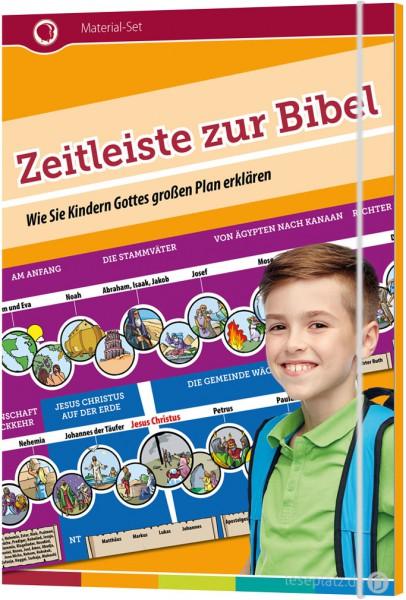 Zeitleiste zur Bibel - Material-Set