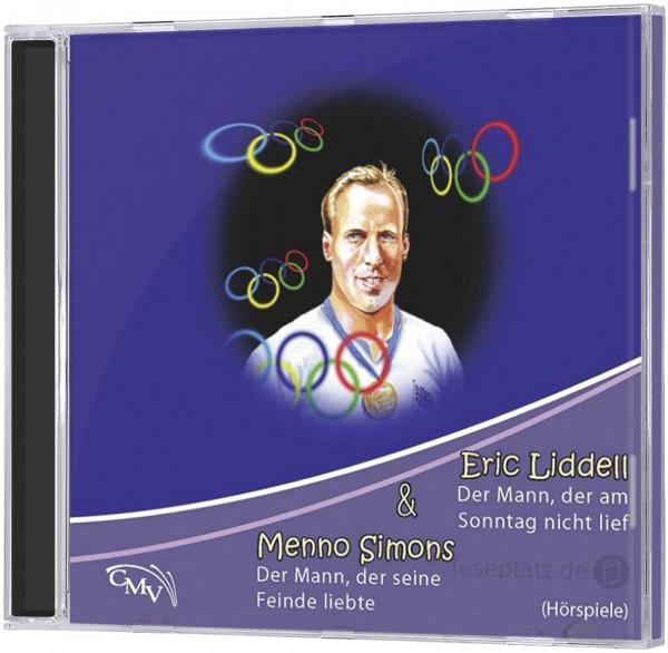 Eric Liddell / Menno Simons - CD