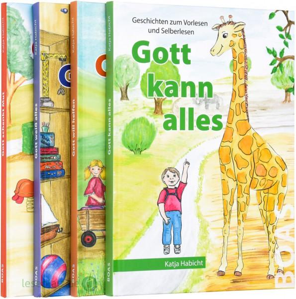Gott kann alles - Buchreihe (4 Bücher)