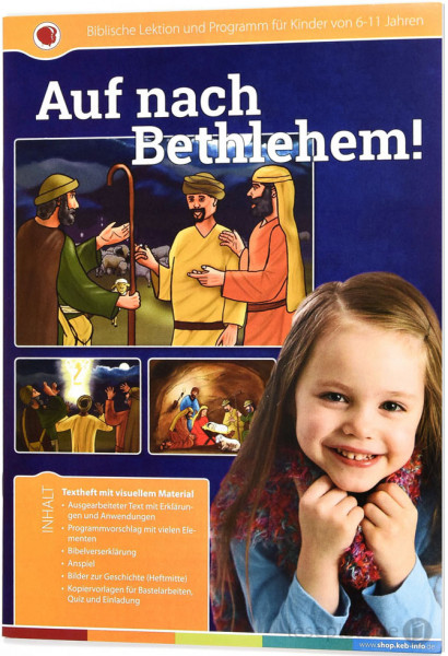 Auf nach Bethlehem!