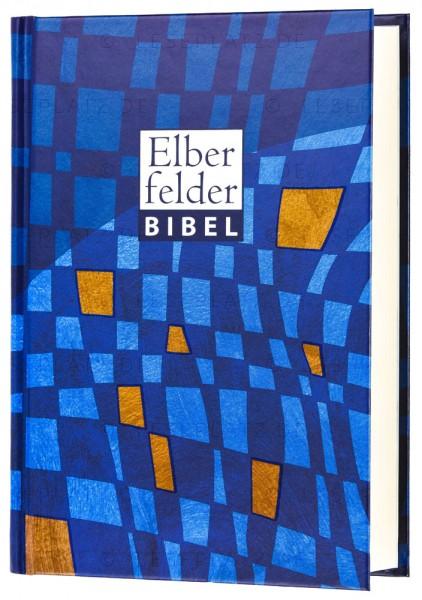 """Elberfelder Bibel 2006 Taschenausgabe - Motiv """"Glasfenster"""""""