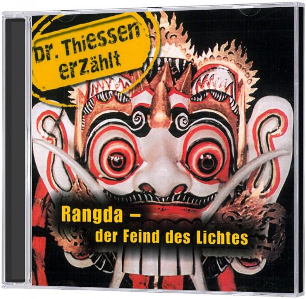 Rangda - der Feind des Lichtes - CD