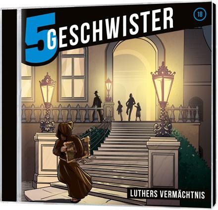 5 Geschwister CD (18) - Luthers Vermächtnis