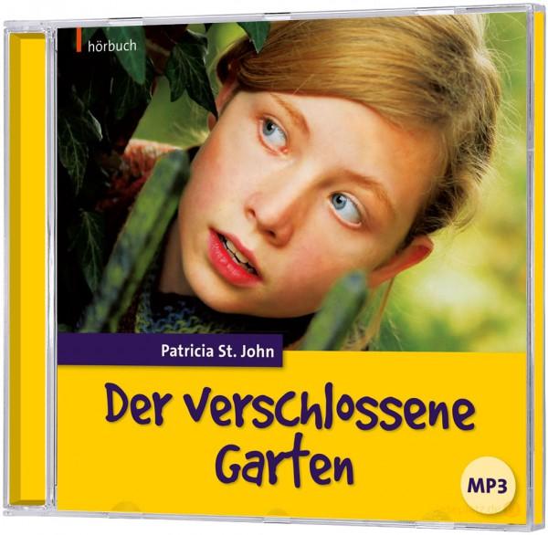 Der verschlossene Garten - Hörbuch (mp3-CD)