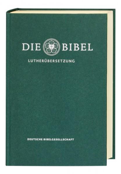 Lutherbibel 2017 - Standardausgabe grün