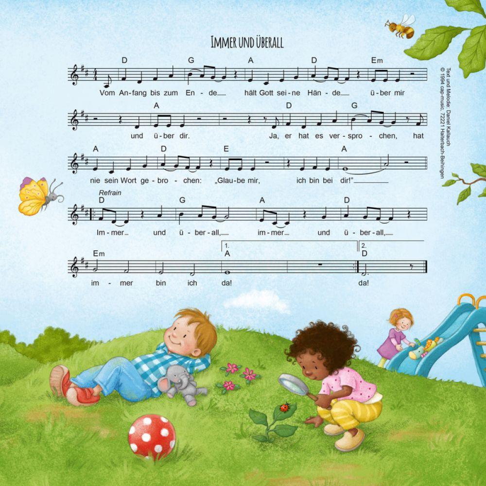 Liebe lied so noten wunderbar und ist text gottes Gottes Liebe