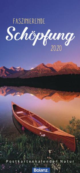 Faszinierende Schöpfung 2020 - Postkartenkalender