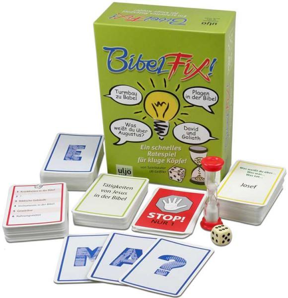 Gesellschaftsspiel/Quiz ''BibelFix!''