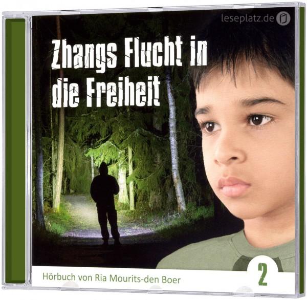 Zhangs Flucht in die Freiheit (2) - Hörbuch