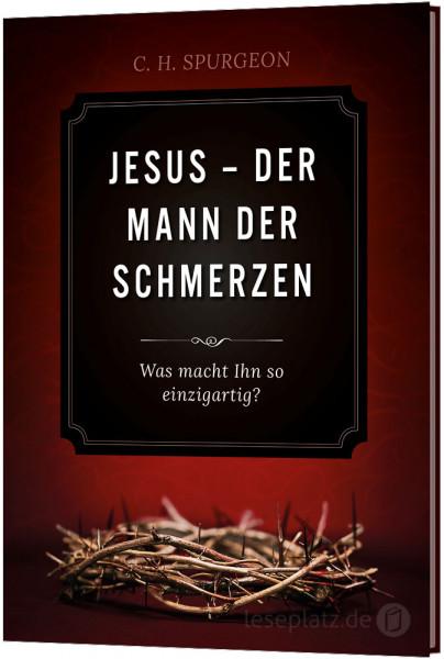 Jesus – Der Mann der Schmerzen - Hörbuch