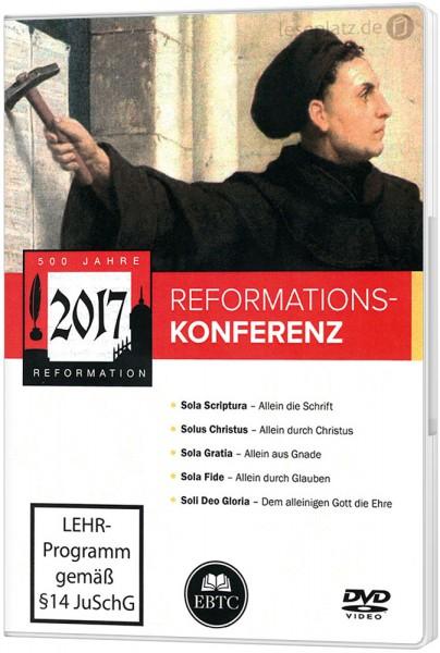 Reformationskonferenz 2017 - DVD