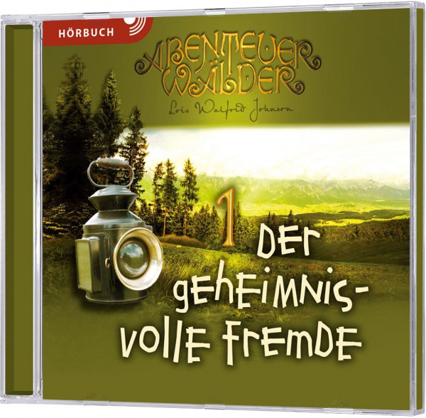 Der geheimnisvolle Fremde (1) - Hörbuch (MP3-CD)