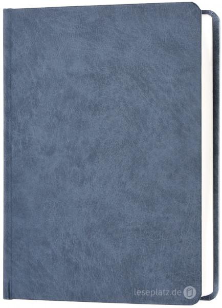 Elberfelder 2003 - kl.Schreibrandausgabe / Hardcover grau-blau