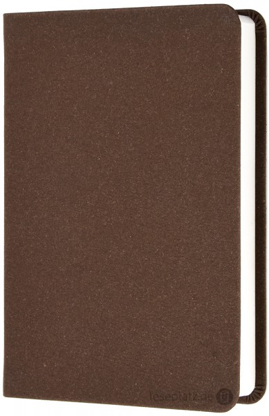 Elberfelder 2003 - Taschenausgabe / Bonded-Leather braun