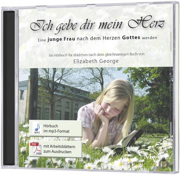 Ich gebe dir mein Herz - Hörbuch (mp3-CD)