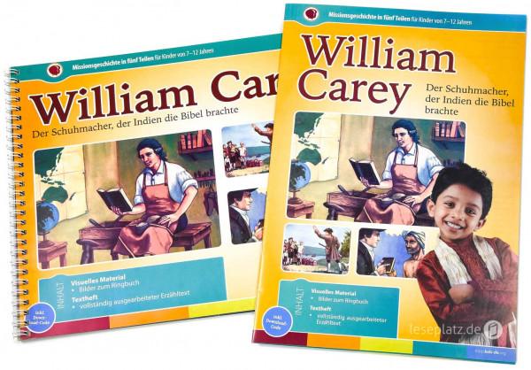 William Carey - Lektionen-Set