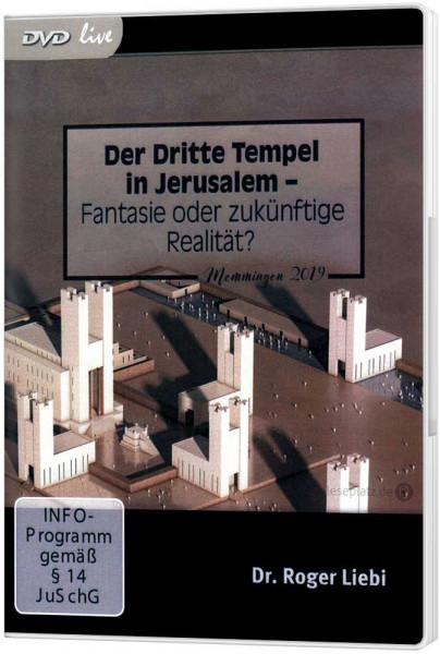 Der Dritte Tempel in Jerusalem - DVD