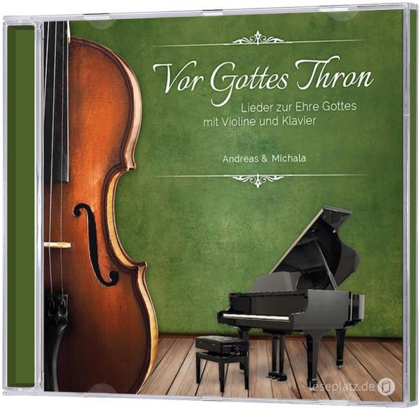 Vor Gottes Thron - CD