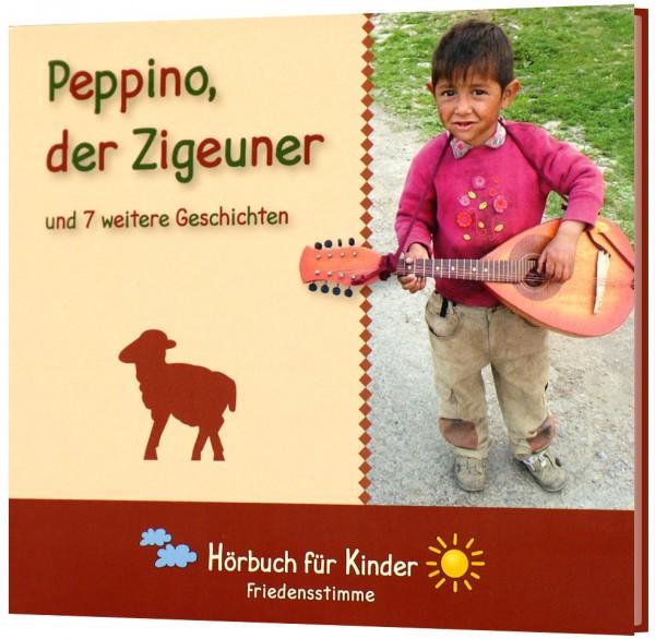 Peppino, der Zigeuner - Hörbuch