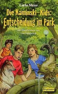 Entscheidung im Park (8) - Hardcover