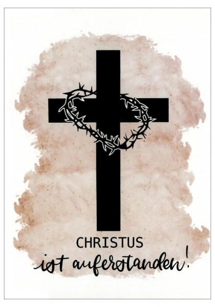 """Postkarte """"Christus ist auferstanden!"""""""