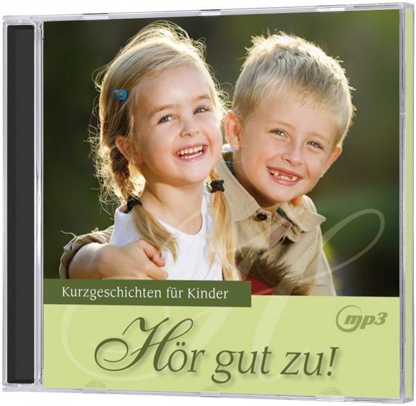 Hör gut zu! - MP3-Hörbuch