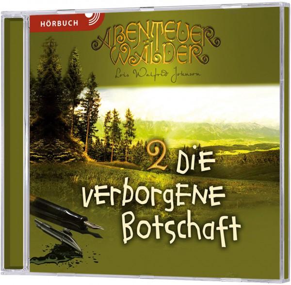 Die verborgene Botschaft (2) - Hörbuch (MP3-CD)