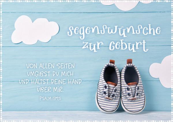 """Faltkarte """"Sneakers"""""""