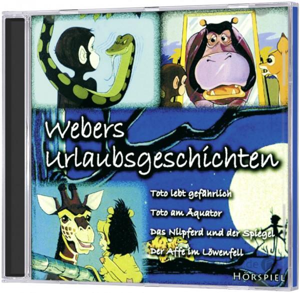 Webers Urlaubsgeschichten I - CD