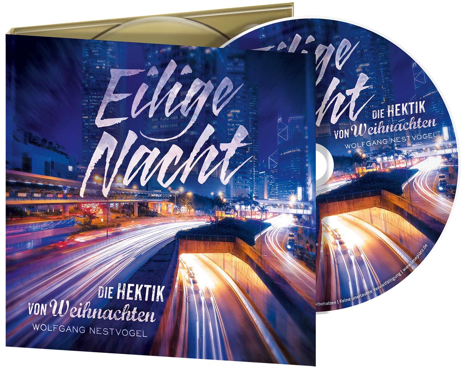 Eilige Nacht - CD | Leseplatz