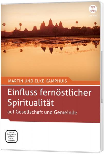 Einfluss fernöstlicher Spiritualität auf Gesellschaft und Gemeinde - DVD