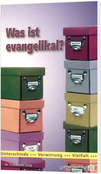 Was ist evangelikal?