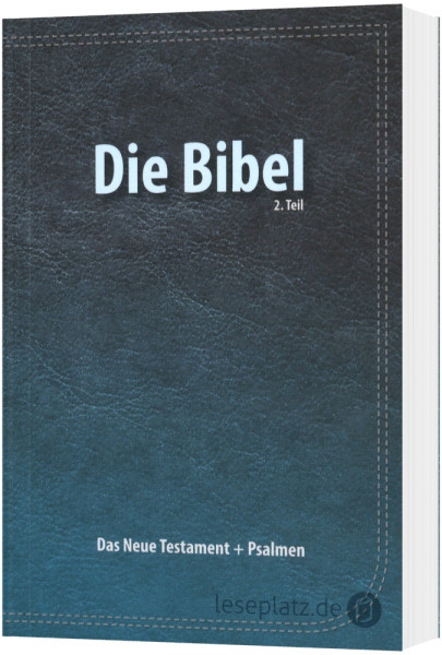 Elberfelder 2003 - Das Neue Testament und die Psalmen