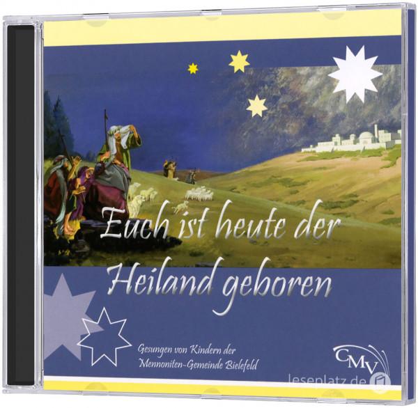 Euch ist heute der Heiland geboren! - CD