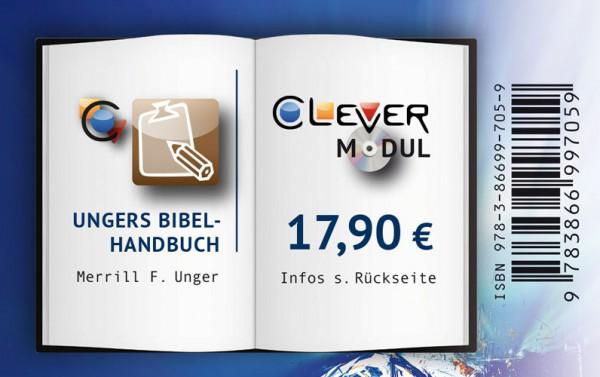 """CLeVer-Keycard """"Ungers Bibelhandbuch"""""""