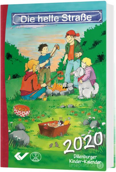 Die Helle Straße - Buchkalender 2020