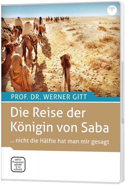 Die Reise der Königin von Saba - DVD Powerpoint-Vortrag von Prof. Dr. Werner Gitt