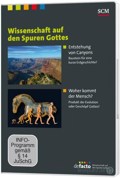 Wissenschaft auf den Spuren Gottes (2) - DVD