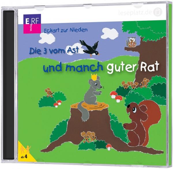 Die 3 vom Ast ... und manch guter Rat - CD