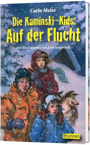 Auf der Flucht (5) - Hardcover